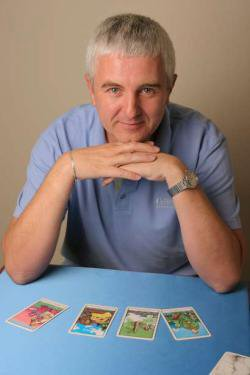 {Tim Brooks - tarot card reader and tarot card readings}